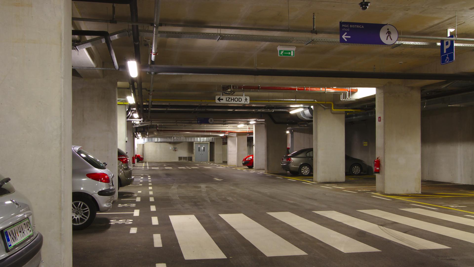 Parkirna mesta