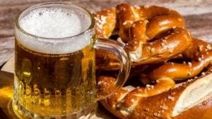 Pivo in preste
