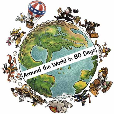 V 80 dneh okoli sveta